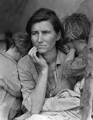 'Migrant Mother' by Dorothea Lange (1895-1965), 1936