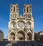 Laon Cathedral, 1114-1215