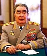 Leonid Brezhnev of the Soviet Union (1906-82)