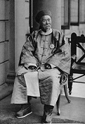 Gen. Li Hung-chang of China (1823-1901)