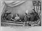 Lincoln Assassination, Apr. 14, 1865