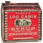 Log Cabin Syrup, 1887
