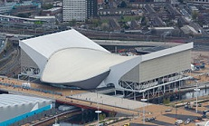 London Aquatics Centre, 2011