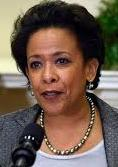 Loretta Lynch of the U.S. (1959-)