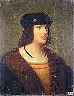 French Gen. Louis d'Armagnac, Duke of Nemours (1472-1503)