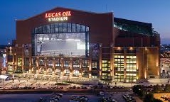 Lucas Oil Stadium, 2008