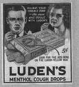 Luden's Cough Drops, 1879