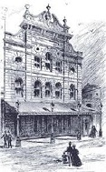 Madison Square Theatre, 1865