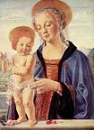 'Madonna and Child' by Andrea del Verrocchio (1435-88), 1470