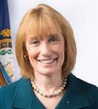 Maggie Hassan of the U.S. (1958-)