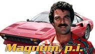 'Magnum, P.I.' starring Tom Selleck (1945-), 1980-8