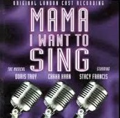 'Mama, I Want to Sing!', 1983