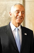 Marcelo Rubelo de Sousa of Portugal (1948-)