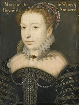 Margaret of Valois (1553-1615)