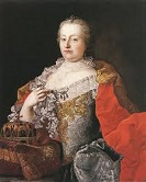 Maria Theresa of Austria (1717-80)
