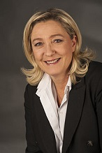 Marine Le Pen of France (1986-)