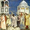'Massacre of the Innocents' by Giotto (1267-1337), 1305