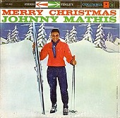 'Merry Christmas', by Johnny Mathis (1935-)