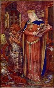 English Queen Matilda of Scotland (1079-1118)