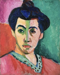 'The Green Stripe' by Henri Matisse (1869-1954), 1905
