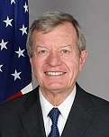 Max Baucus of the U.S. (1941-)