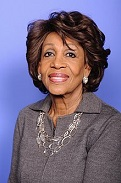 Maxine Moore Waters of the U.S. (1938-)