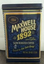 Maxwell House Coffee, 1892