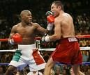 Mayweather-La Hoya Fight, May 5, 2007
