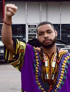 Micah Xavier Johnson (1991-2016)