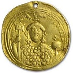 Byzantine Emperor Michael IV the Paphlagonian (1010-41)