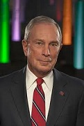 Michael Bloomberg of the U.S. (1942-)