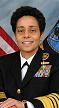 U.S. Adm. Michelle Janine Howard (1960-)