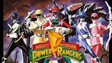Mighty Morphin Power Rangers, 1993-5
