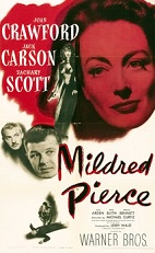 'Mildred Pierce', 1945