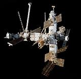 Mir Space Station, 1986
