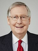 Mitch McConnell of the U.S. (1942-)