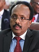 Mohamed Abdullahi Mohamed of Somalia (1962-)