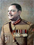 Gen. Mohammad Ayub Khan of Pakistan (1907-74)