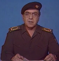 Mohammad Saeed al-Sahhaf of Iraq (1940-)