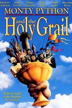 'Monty Python and the Holy Grail', 1975