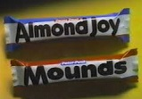 Mounds and Almond Joy