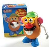 Mr. Potato Head, 1949