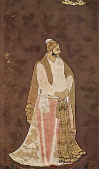 Sultan Muhammad Quli Qutb Shah of India (1565-1612)