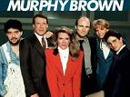 'Murphy Brown', starring Candice Bergen (1946-), 1988-98