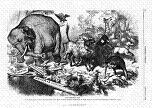 'Third Term Panic' by Thomas Nast, 1874