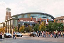Nationwide Arena, 2000