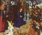 'Nativity' by Hugo van der Goes, 1476