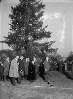 Nat. Tree Lighting, Dec. 24, 1923