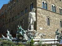 Fountain of Neptune, Florence, 1565