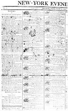 New-York Evening Post, 1801